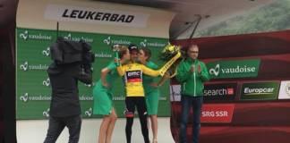 Classement general Tour de Suisse 2018 etape 5