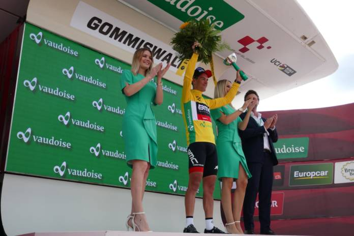 Classement general Tour de Suisse 2018 etape 6