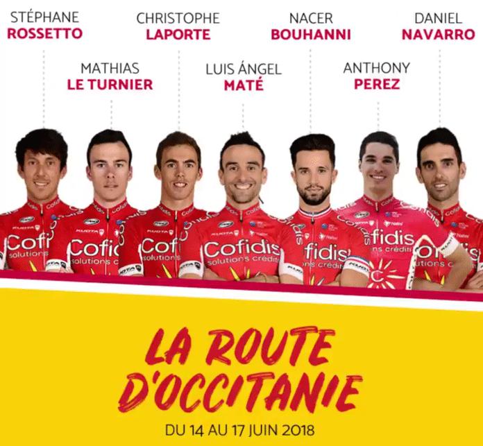 Cofidis Route d'Occitanie 2018