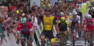 Dylan Groenewegen vainqueur etpae 2 Tour de Slovenie 2018