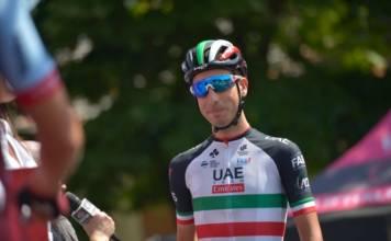 Fabio Aru intoxication alimentaire Tour d'Italie 2018