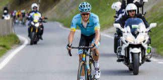 Jakob Fuglsang tourné vers le prochain Giro