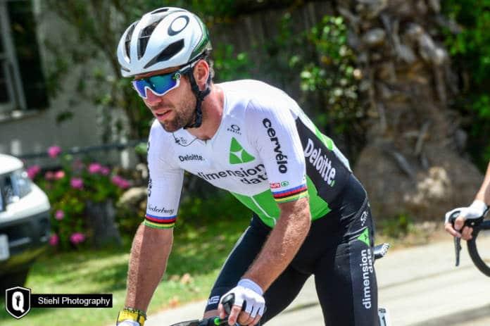 Mark Cavendish Dimension Data Tour de Slovenie 2018