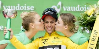 Reaction Richie Porte etape 5 Tour de Suisse 2018