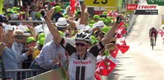 Soren Kragh Andersen vainqueur etape 6 Tour de Suisse 2018