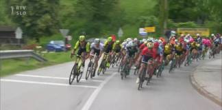 Videos Tour de Slovenie 2018 etape 2