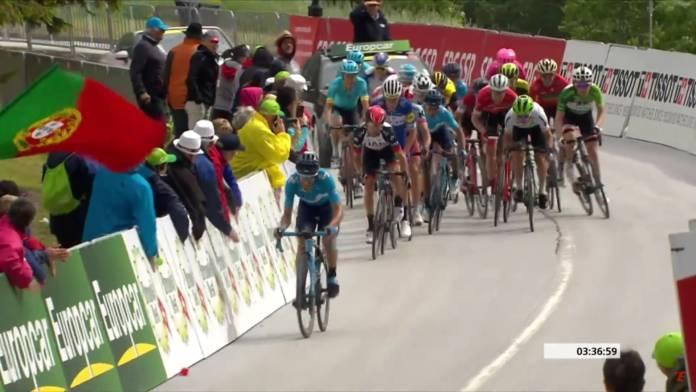 Videos Tour de Suisse 2018 etape 5