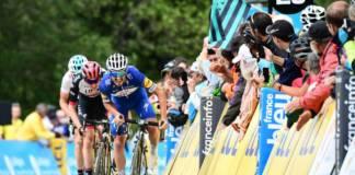 Julian Alaphilippe ne terminera pas le Tour du Pays Basque