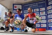 Aude Biannic championne de france 2018 cyclisme sur route