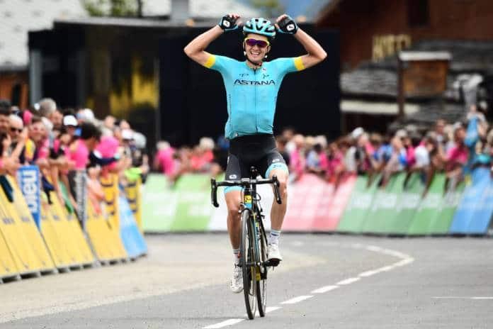 Critérium du Dauphiné victoire de Bilbao