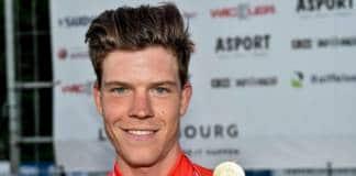 Bob Jungels champion du Luxembourg 2018 en contre-la-montre