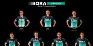Tour de Slovénie compo Bora Hansgrohe