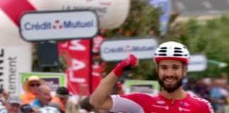 Nacer Bouhanni leader de Cofidis au Tour de Pologne