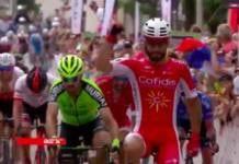 Boucles de la Mayenne 2018 Nacer Bouhanni deuxième victoire d'étape