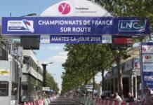 Championnat de France 2018 liste engagés coureurs lites