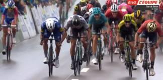 Tour de Suisse victoire d'étape de Colbrelli