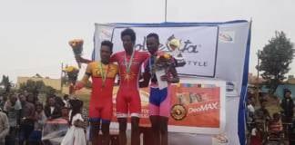 Daniel Teklehaimanot champion d'Erythrée contre-la-montre-2018