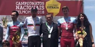 Domingos Goncalves champion du Portugale 2018 contre-la-montre