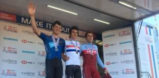 Geraint Thomas champion Grande-Bretagne 2018 chrono
