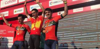 Jonathan Castroviejo champion d'Espagne du contre-la-montre 2018