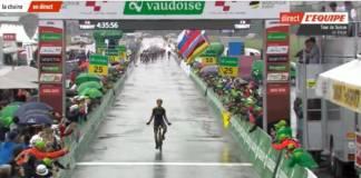 Tour de Suisse victoire de Juul Jensen
