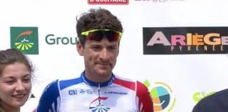 La Route d'Occitanie 4e étape remportée par Anthony Roux