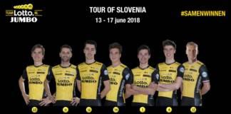 Tour de Slovénie compo LottoNL-Jumbo