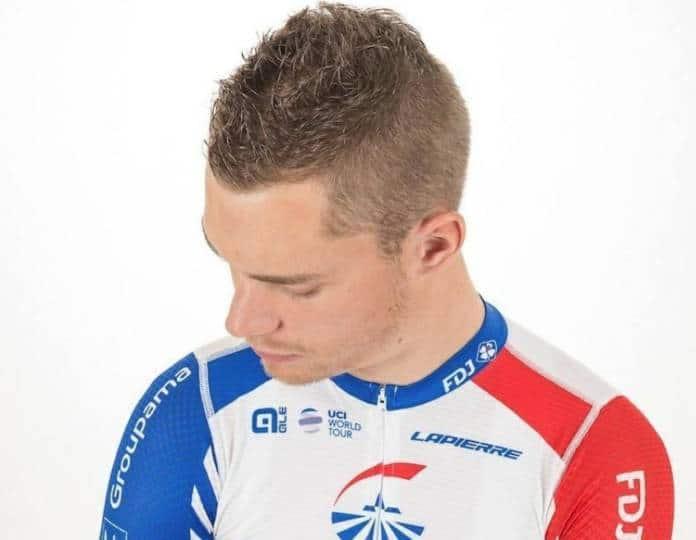 Marc Sarreau prolonge avec l'équipe Groupama FDJ jusque fin 2020