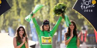 Peter Sagan pour un sixième maillot vert sur le Tour de France 2018
