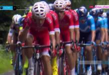 Videos Route d'Occitanie 2018 etape 2