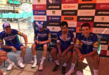 Adriatica Ionica Race victoire chrono Quick-Step Floors