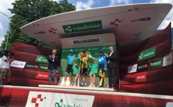 Tour de Suisse 2018 remporté par Porte