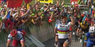 Tour de Suisse déjà réussi pour Sagan