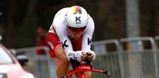 Tony Martin champion d'Allemagne du chrono 2018