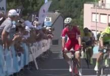 Tour de Luxembourg 2018 étape 4 Anthony Perez
