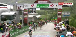 Tour de Suisse victoire d'Ulissi