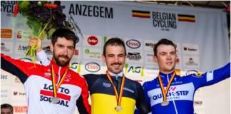 Victor Campenaerts champion de Belgique du chrono 2018