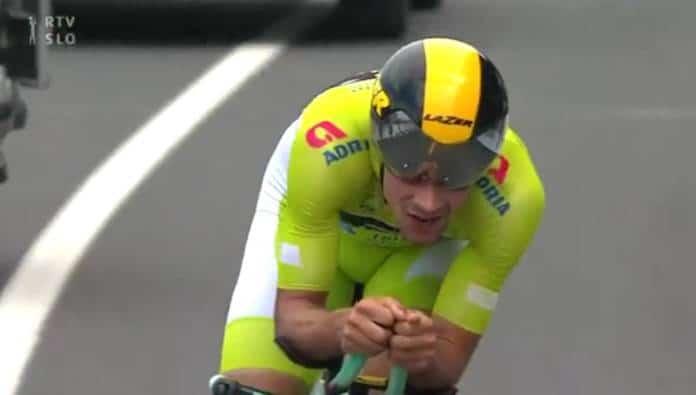 Primoz Roglic se fixe le Giro comme priorité
