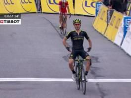 Critérium du Dauphiné victoire de Yates