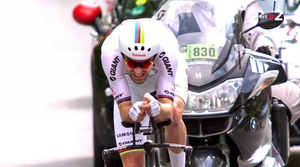 Tom Dumoulin remporte le chrono, Geraint Thomas va gagner le Tour