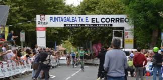 Alex Alanburu termine victorieux le Circuit de Getxo