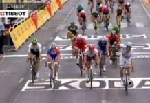 Alexander Kristoff remporte l'étape des Champs-Elysées