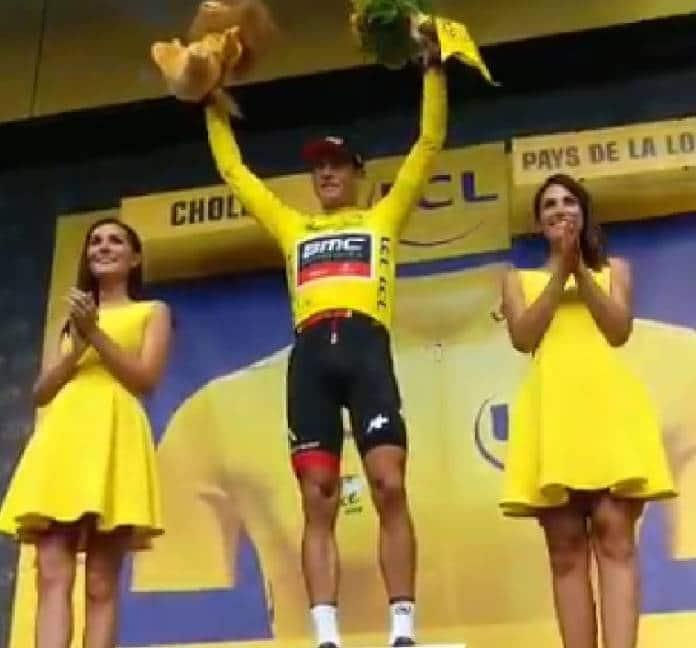 BMC Racing Team remporte la 3e étape du Tour de France 2018