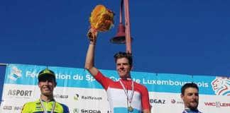 Bob Jungels champion du Luxembourg 2018