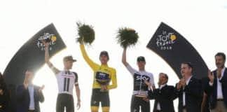 Classement général final complet du Tour de France 2018