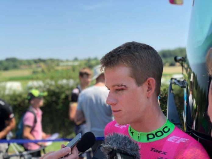 Tour de France 2018 continue pour Craddock