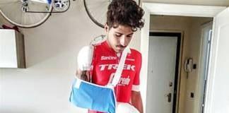 Eugenio Alafaci victime d'un accident de la route