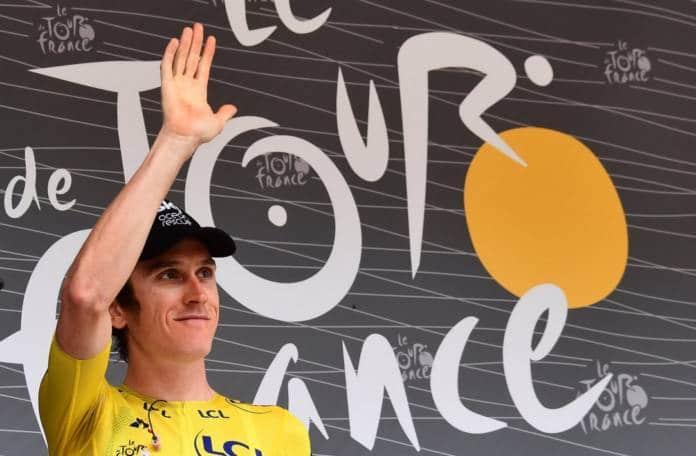 Tour de France en suspens, Thomas s'exprime