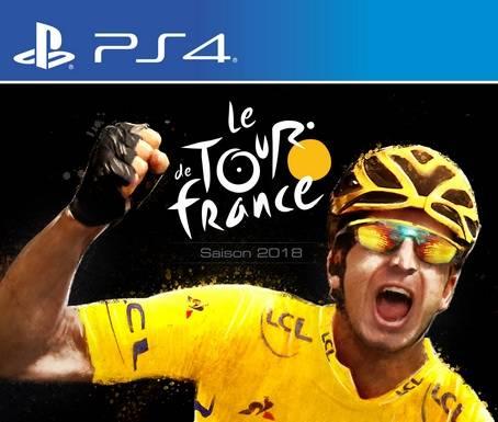 Le Tour de France 2018 sur PS4 avis et test
