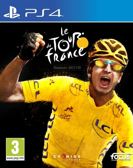 jeux vid o les nouveaut s du tour de france 2018 sur ps4. Black Bedroom Furniture Sets. Home Design Ideas